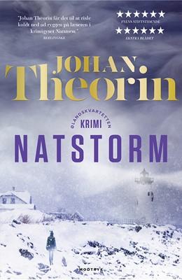 Natstorm Johan Theorin 9788770072861