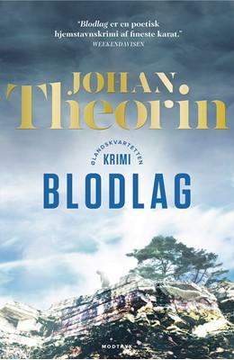 Blodlag Johan Theorin 9788770072830