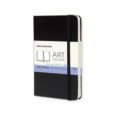 Moleskine Pocket Sketchbook Black  9788883701054