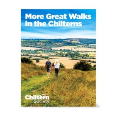 More Great Walks in the Chilterns Andrew Clark 9780904148428