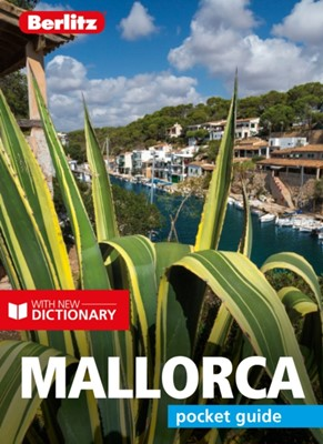 Berlitz Pocket Guide Mallorca (Travel Guide with Dictionary)  9781785731440