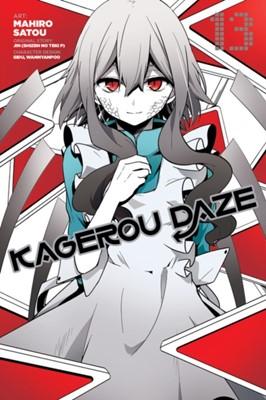 Kagerou Daze, Vol. 13 Jin 9781975359553