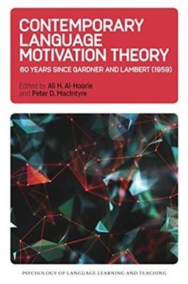 Contemporary Language Motivation Theory  9781788925181