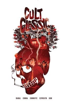 CC: Return to Whisper Vol. 1 Eliot Rahal 9781939424372