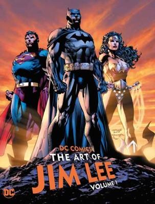 DC Comics: The Art of Jim Lee Volume 1 Jim Lee 9781401285937
