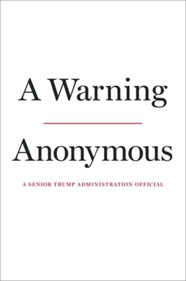 A Warning ANONYMOUS 9781408713266