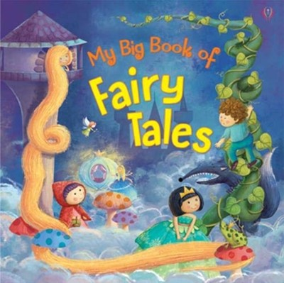 My Big Book of Fairy Tales  9781912422791