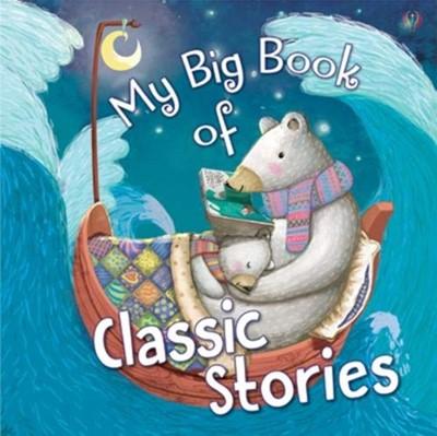 My Big Book of Classics  9781912422777