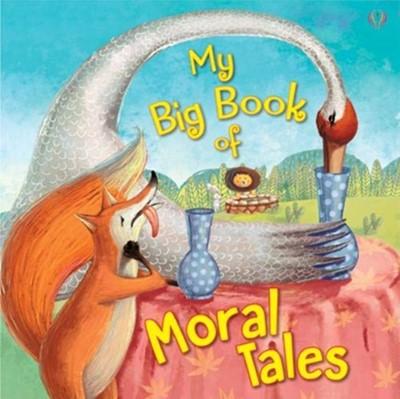 My Big Book of Moral Tales  9781912422760