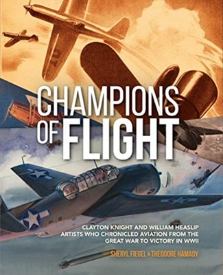 Champions of Flight Theodore Hamady, Sheryl Fiegel 9781612007793