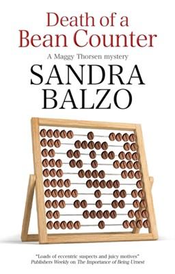 Death of a Bean Counter Sandra Balzo 9780727889461