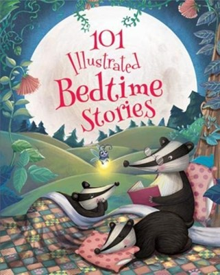 101 Illustrated Bedtime Stories  9781912422029