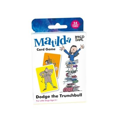 7045 Roald Dahl Matilda Card Game  5012822070456
