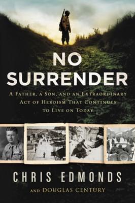 No Surrender Douglas Century, Christopher Edmonds 9780062905017