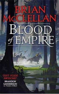 Blood of Empire Brian McClellan 9780356509334