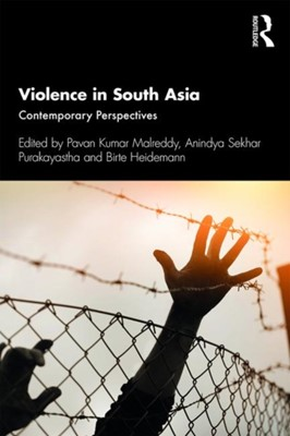 Violence in South Asia  9780367321321