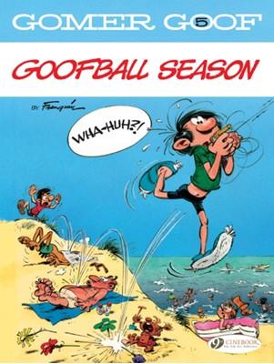 Gomer Goof Vol. 5: Goofball Season Andre Franquin 9781849184625