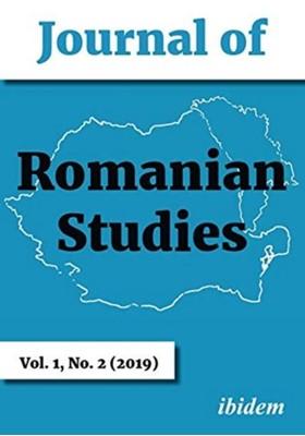 Journal of Romanian Studies - Volume 1, No. 2 (2019) Margaret Beissinger, Lavinia Stan, Radu Cinpoes, Svetlana Suveica 9783838213491