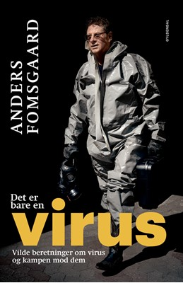 Det er bare en virus Anders Fomsgaard 9788702282054