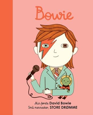 Min første David Bowie Maria Isabel Sanchez Vegara 9788793752238