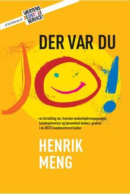 Der var du jo! Henrik Meng 9788740493436