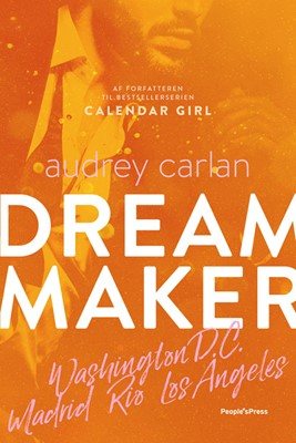 Dream Maker 3 Audrey Carlan 9788770363068