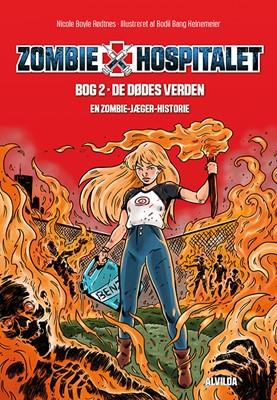 Zombie-hospitalet 2: De dødes verden Nicole Boyle Rødtnes 9788741506999