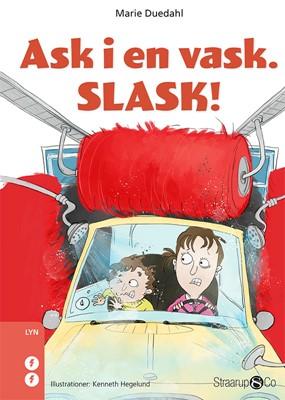 Ask i en vask. SLASK! Marie Duedahl 9788770185967