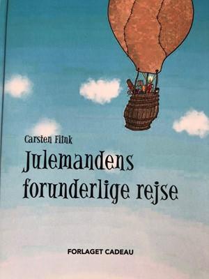 Julemandens forunderlige rejse Carsten Flink 9788793371750