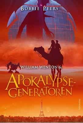 William Wenton 4 - William Wenton & Apokalypsegeneratoren Bobbie Peers 9788702292862