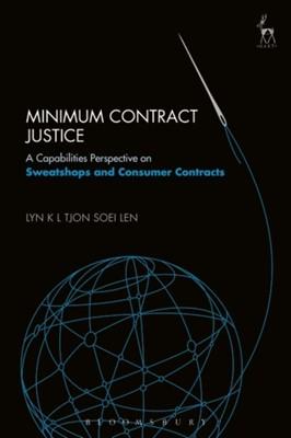 Minimum Contract Justice Dr. Lyn K. L. Tjon Soei Len 9781782257097