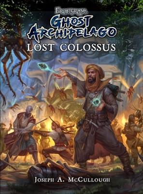 Frostgrave: Ghost Archipelago: Lost Colossus Joseph A. (Author) McCullough 9781472824127