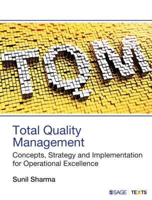 Total Quality Management Sunil Sharma 9789351502814