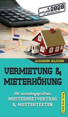 Vermietung & Mieterhoehung Alexander Goldwein 9780994853394