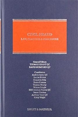 Civil Fraud  9780414039445