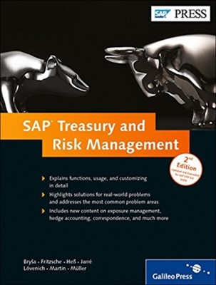 SAP Treasury and Risk Management Rudolf Brysa 9781592294336