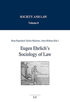 Eugen Ehrlich's Sociology of Law  9783643904942