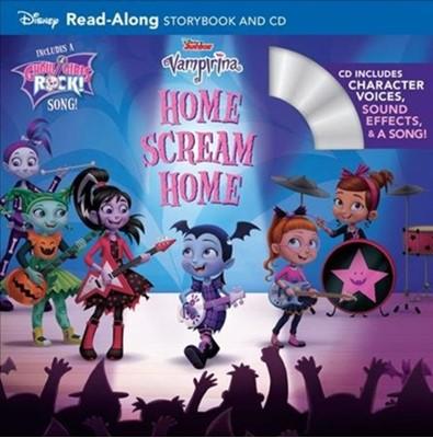 Vampirina Home Scream Home Disney Book Group, Disney Books 9781368020657