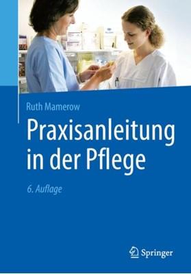 Praxisanleitung in der Pflege Ruth Mamerow 9783662572849