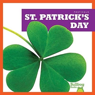 St. Patrick's Day Rebecca Pettiford 9781620315354