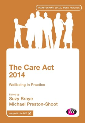 The Care Act 2014  9781526446879