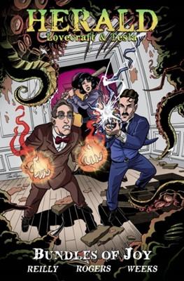 Herald: Lovecraft and Tesla - Bundles of Joy John Reilly 9781632294944