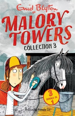 Malory Towers Collection 3 Enid Blyton 9781444955408