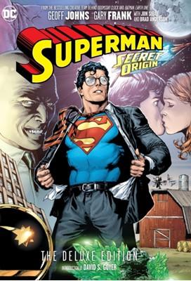 Superman: Secret Origin Gary Frank, Geoff Johns 9781401295165