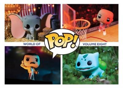 World of Pop! Volume 8 Funko 9781792313660