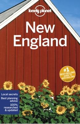 Lonely Planet New England Isabel Albiston, Gregor Clark, Brian Kluepfel, Mara Vorhees, Lonely Planet, Regis St Louis, Robert Balkovich, Benedict Walker, Adam Karlin, Amy C Balfour 9781787013537