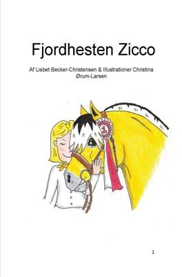 Fjordhesten Zicco Lisbet Becker-Christensen 9788740469585