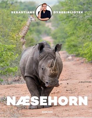 Sebastians dyrebibliotek: næsehorn Sebastian Klein 9788711983270