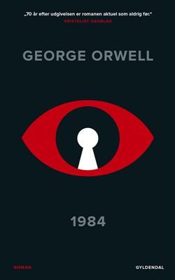 1984 George Orwell 9788702291872