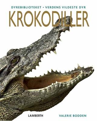 Krokodiller Valerie Bodden 9788772240961